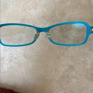Juicy Couture Accessories - Juicy couture bifocal glasses